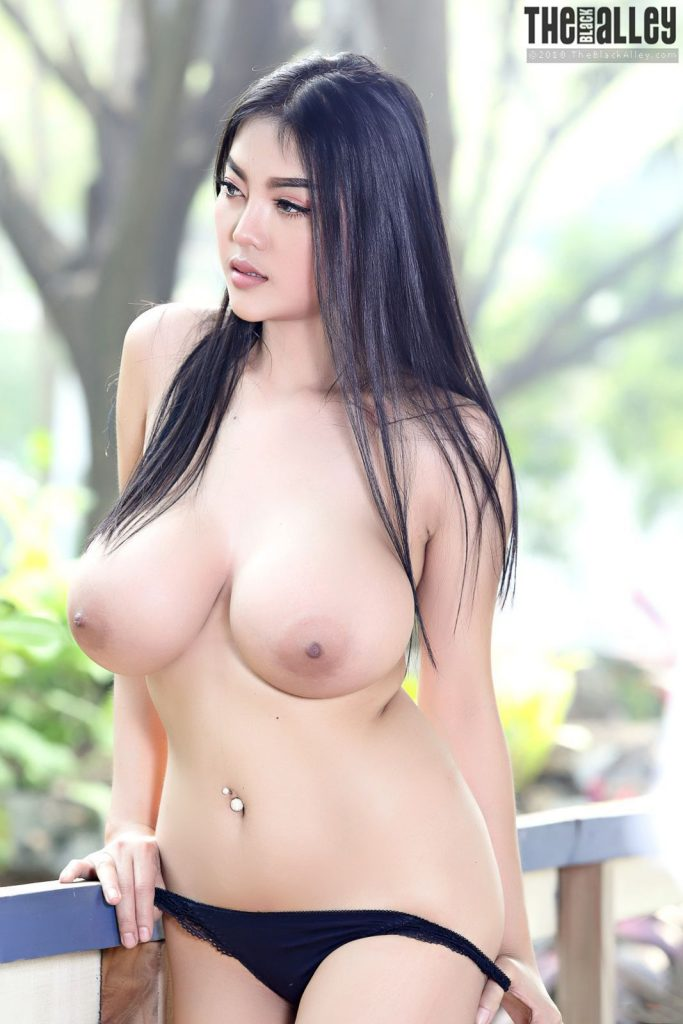 Opinion you Busty asian nude outdoors