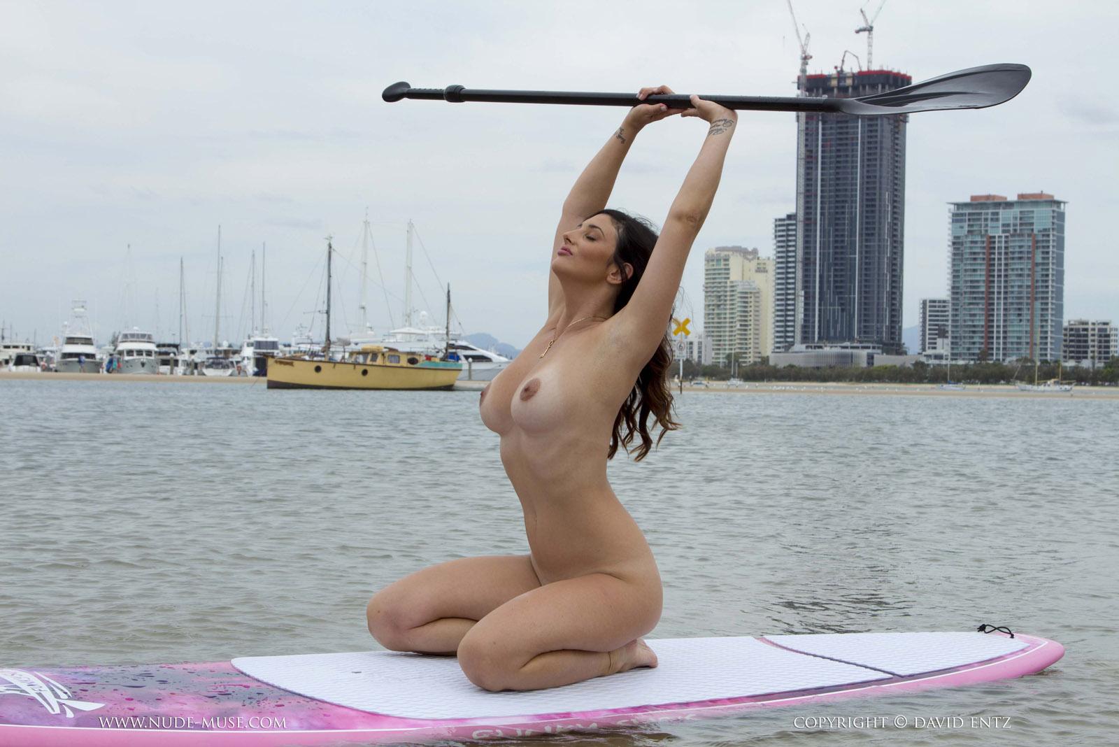 Nude picture board