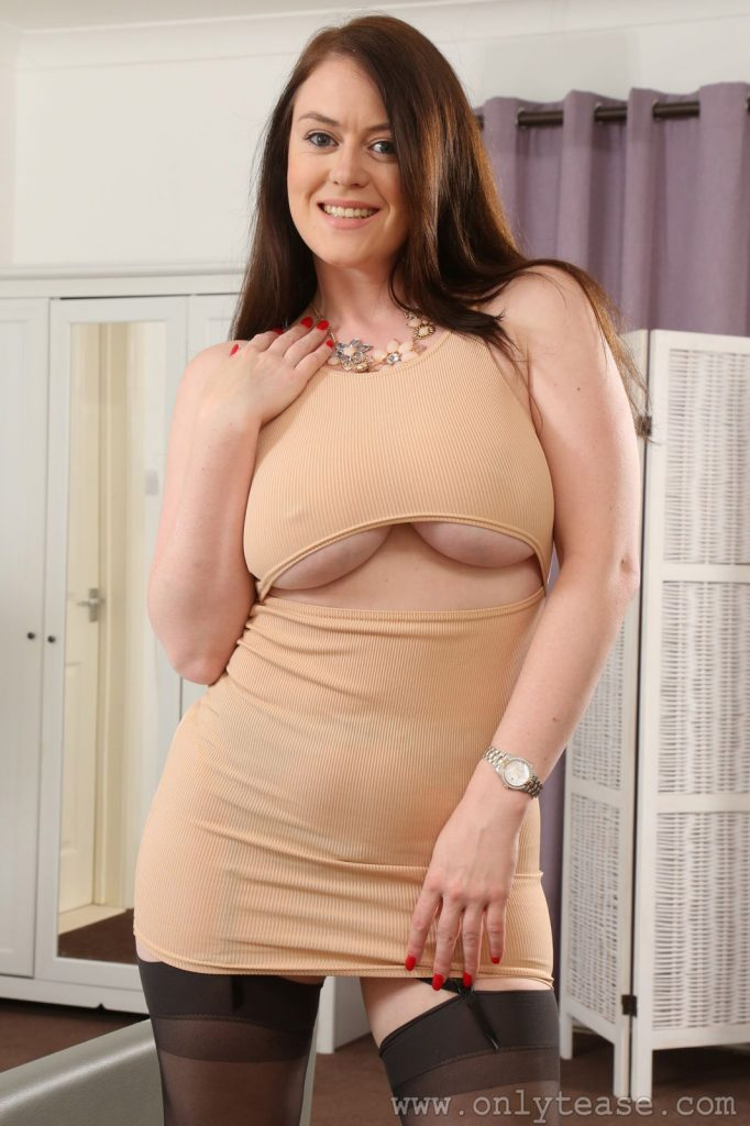 Brooke G Party Dress Only Tease