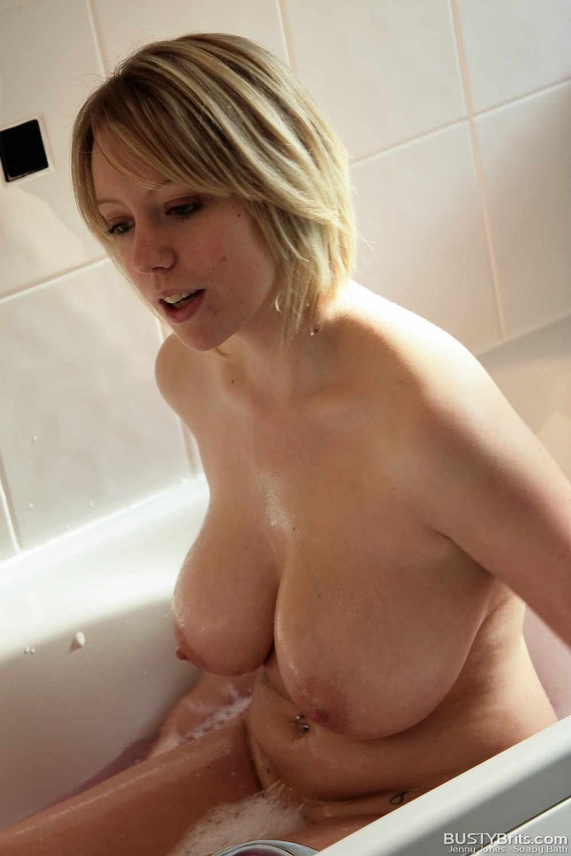 Amanda Jones Nude jenny jones nude soapy bath - curvy erotic