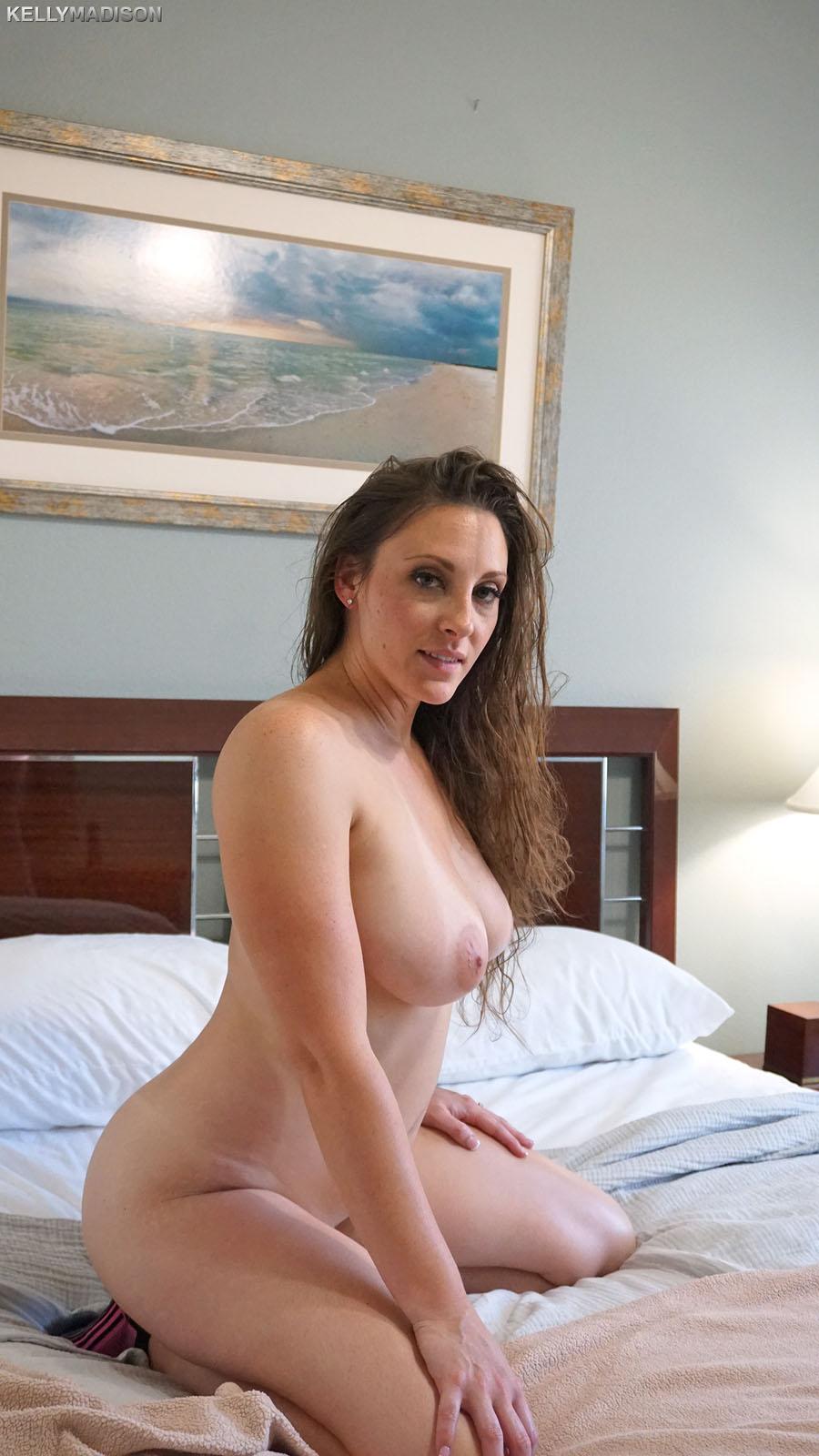 Melanie Hicks Naked Bedroom Kelly Madison - Curvy Erotic