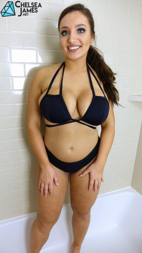 Chelsea James Curvy Amateur Beauty - Curvy Erotic