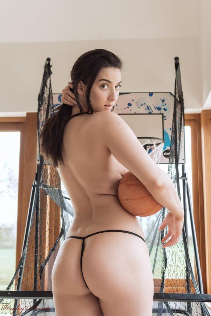 Joey Fisher Nude Basketball