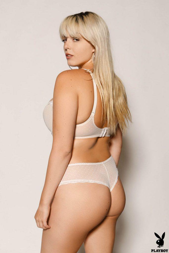 Morgan Cozzi Playboy Casting Curves