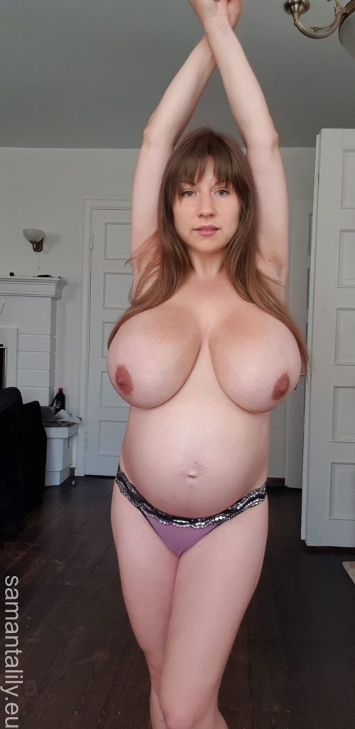 best pregnant anal