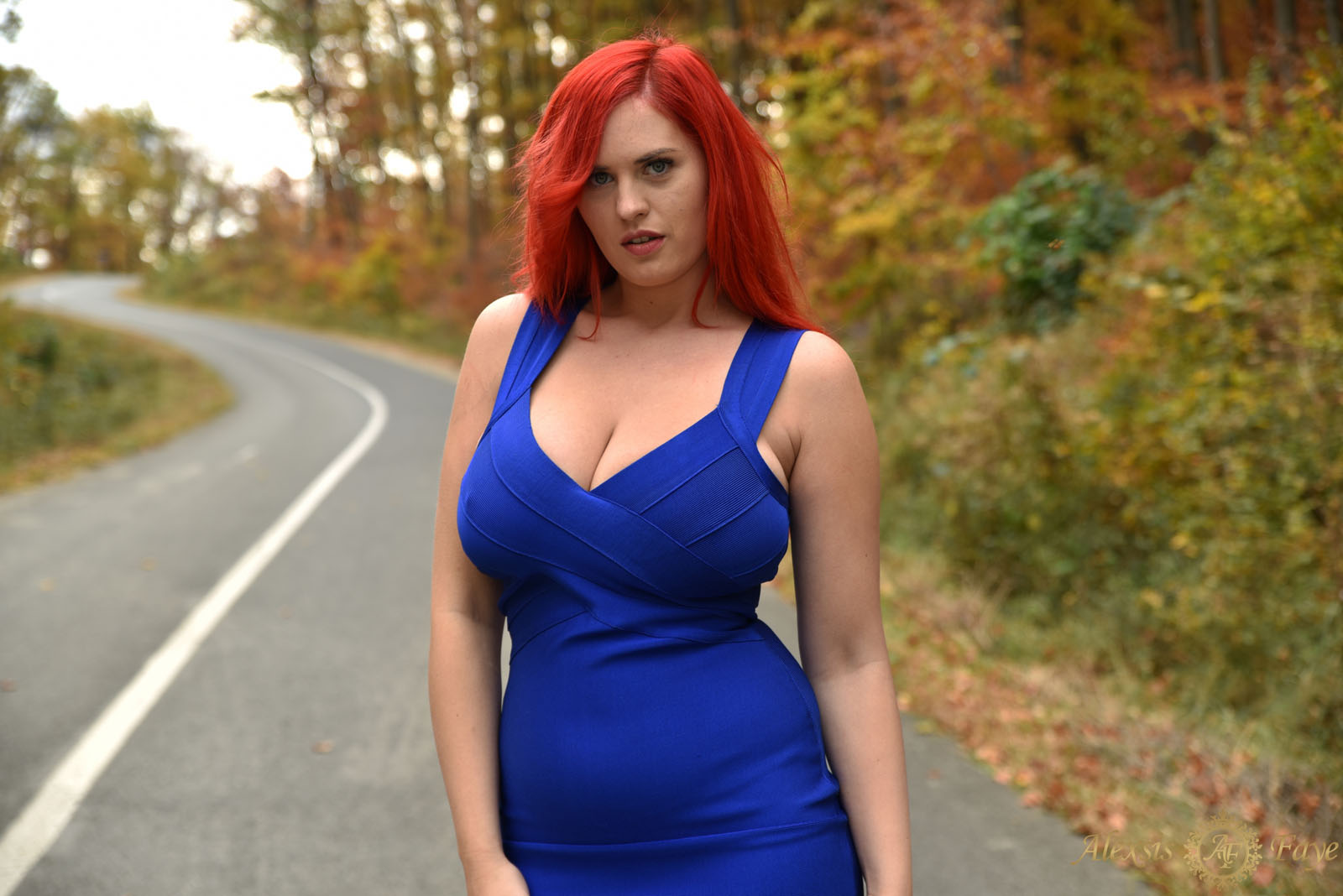Alexsis Faye New Car Smell - Curvy Erotic