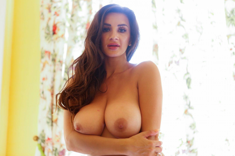 Cara Boyle Tube Top and Skirt Cosmid