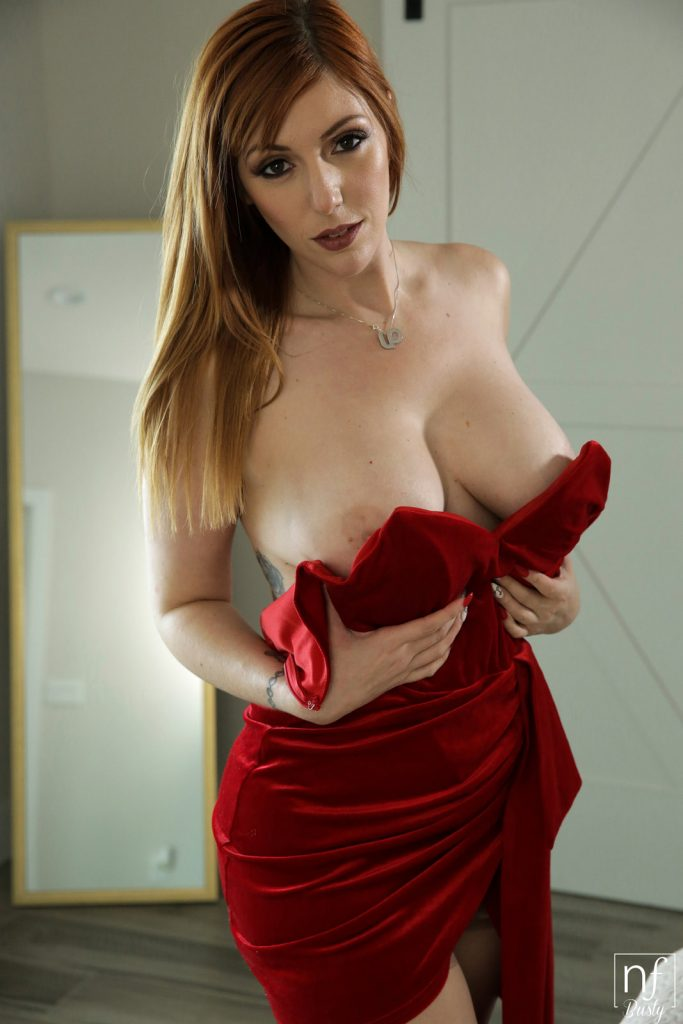 Lauren Phillips My Busty Valentine NF Busty