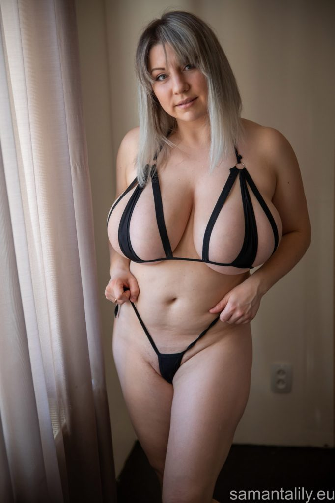 at&t Lily bikini from